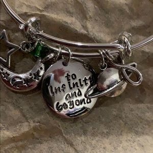 To Infinity and Beyond bracelet